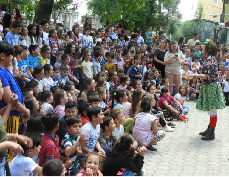 The Municipality of Suto Orizari and SOS Children's Village